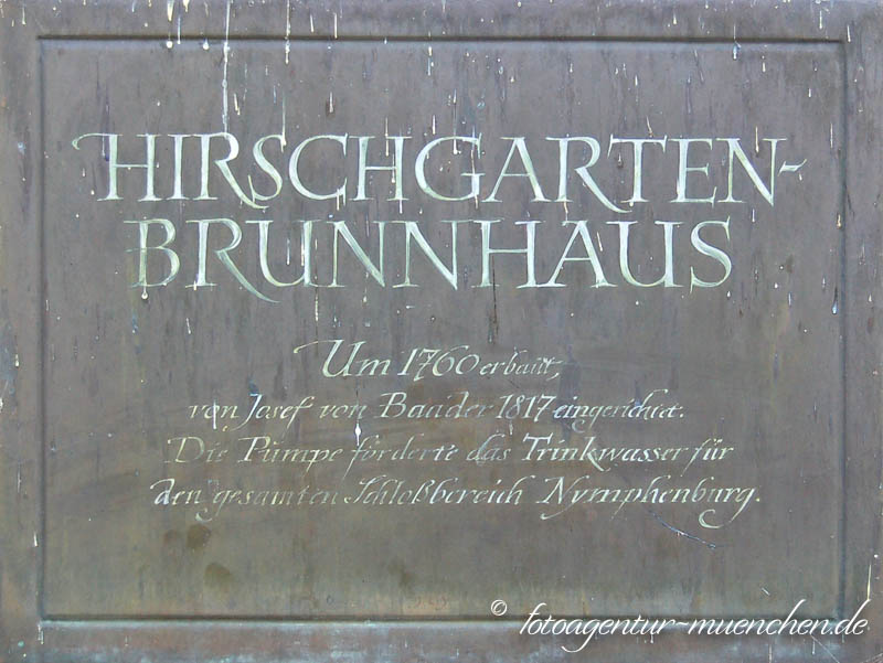 Hirschgarten-Brunnhaus