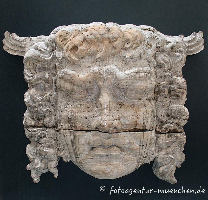 Gorgonen-Brunnen, Medusa