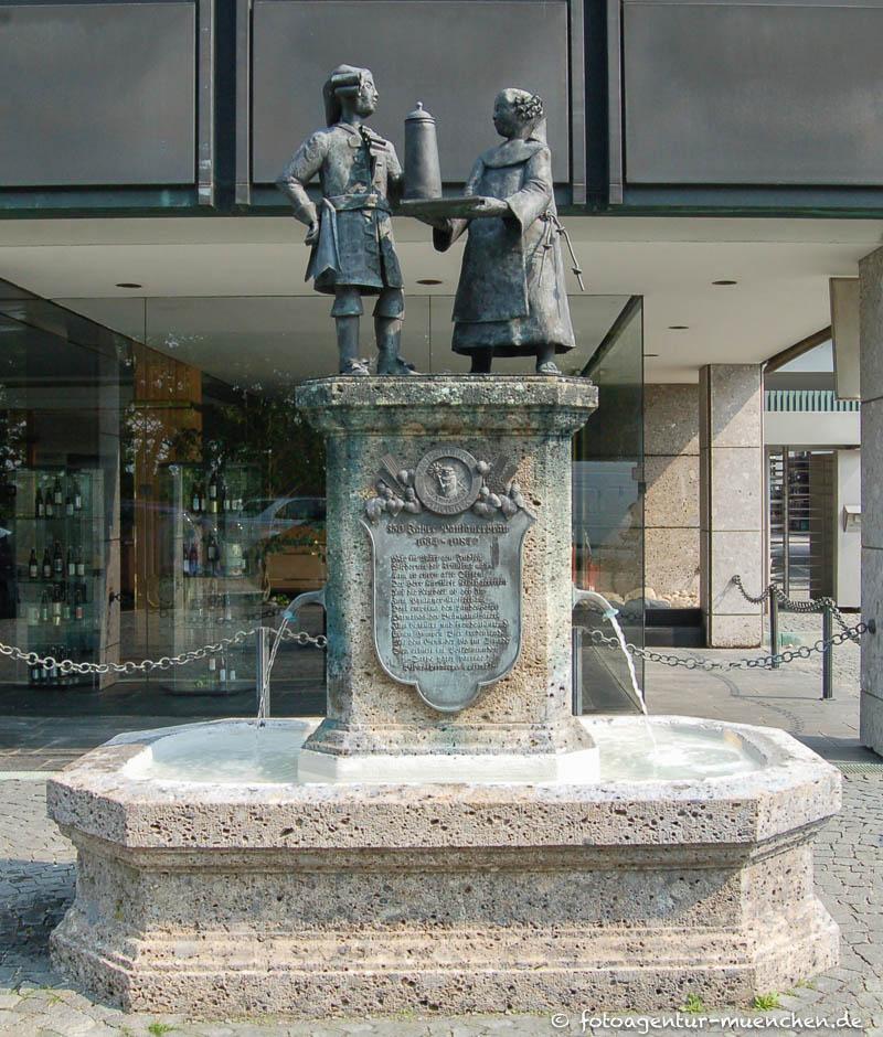 Paulaner-Brunnen