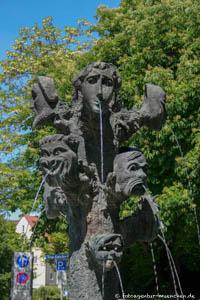 - Artur-Kutscher-Brunnen Dietz Elmar