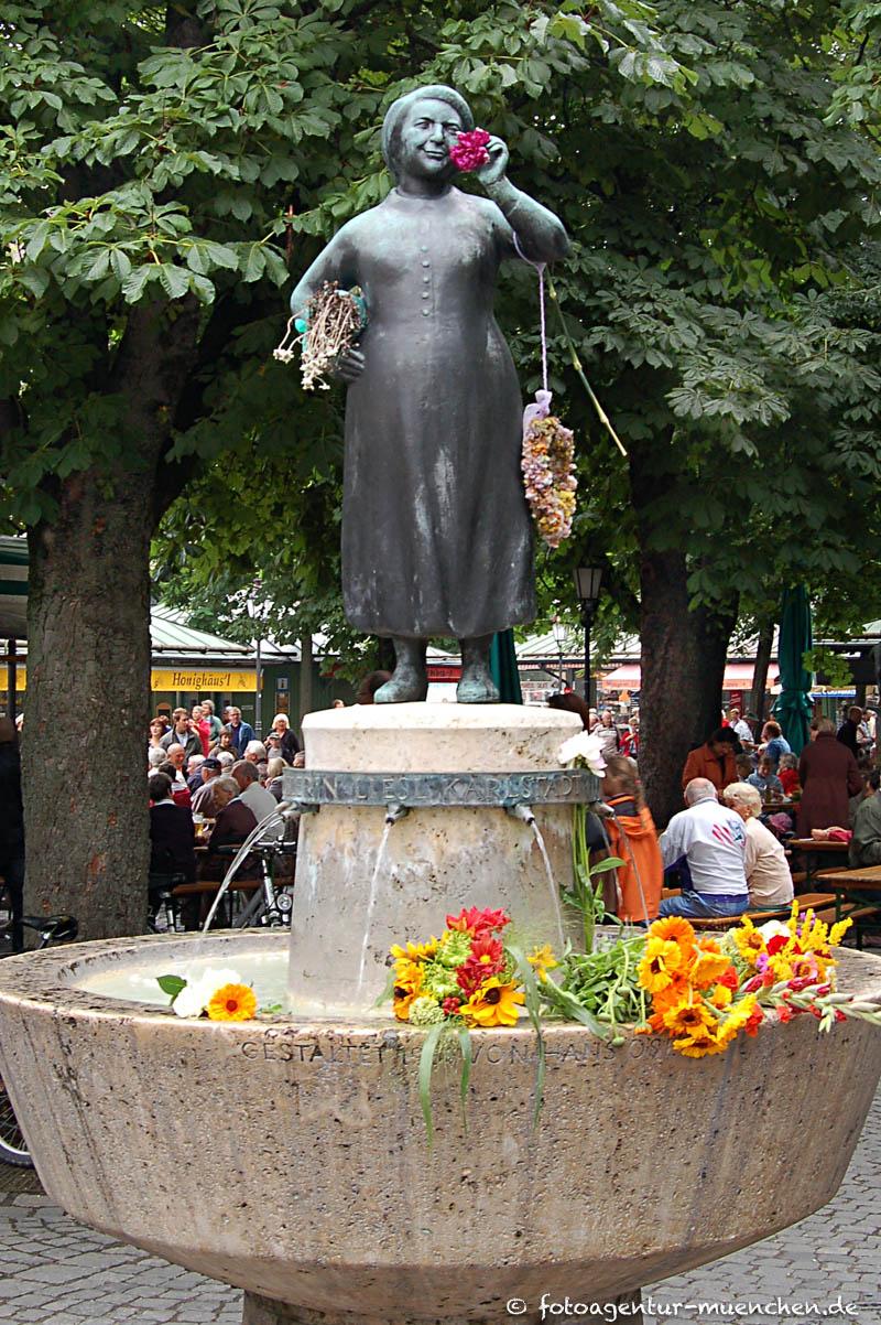Liesl-Karlstadt-Brunnen