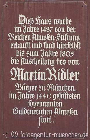 Martin Ridler