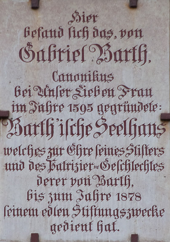 Barthsches Seelhaus