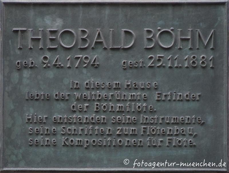 Theobald Böhm