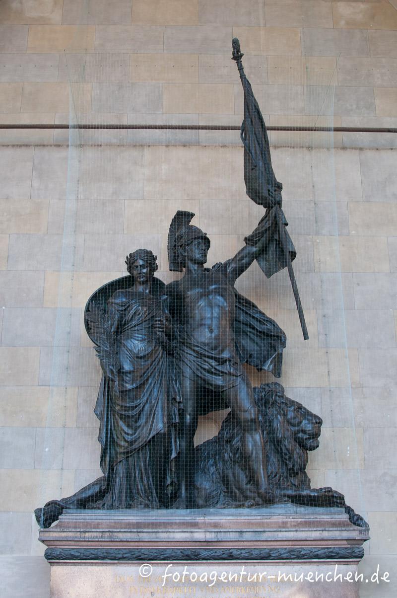 Bayerisches Armeedenkmal