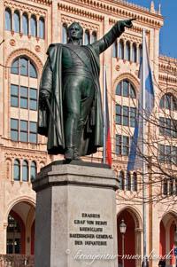 - Graf Bernhard Erasmus von Deroy Halbig Johann von