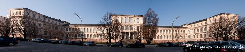 title=Akademie der bildenden Künste - Akademiestraße  - Neureuther Gottfried von, Thiersch Friedrich von