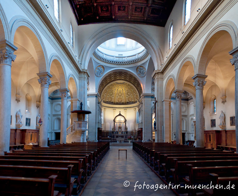 St. Ursula - Innenraum
