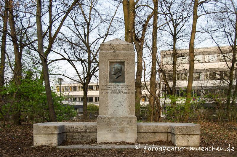 Denkmal für Wilhelm Götz