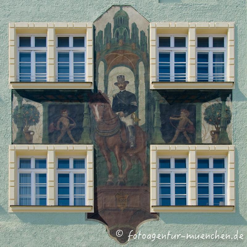 Fresko - Zum Postgarten