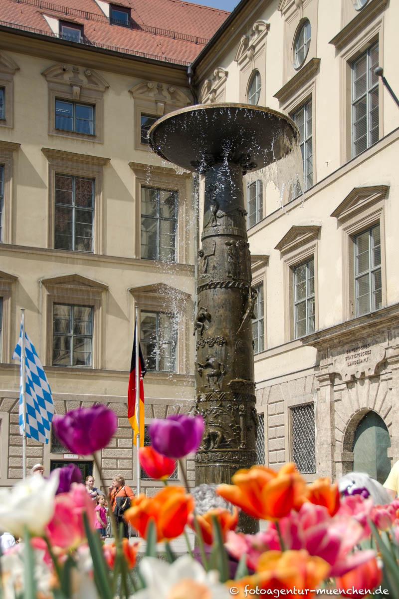 Richard-Strauss-Brunnen, Salome-Brunnen