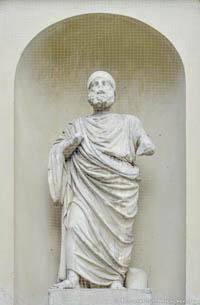 Gerhard Willhalm - Glyptothek - Statuen