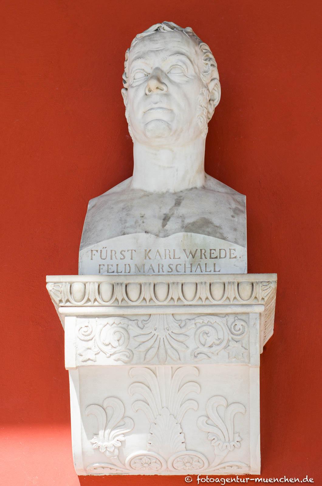 Ruhmeshalle - Karl Philipp Fürst von Wrede