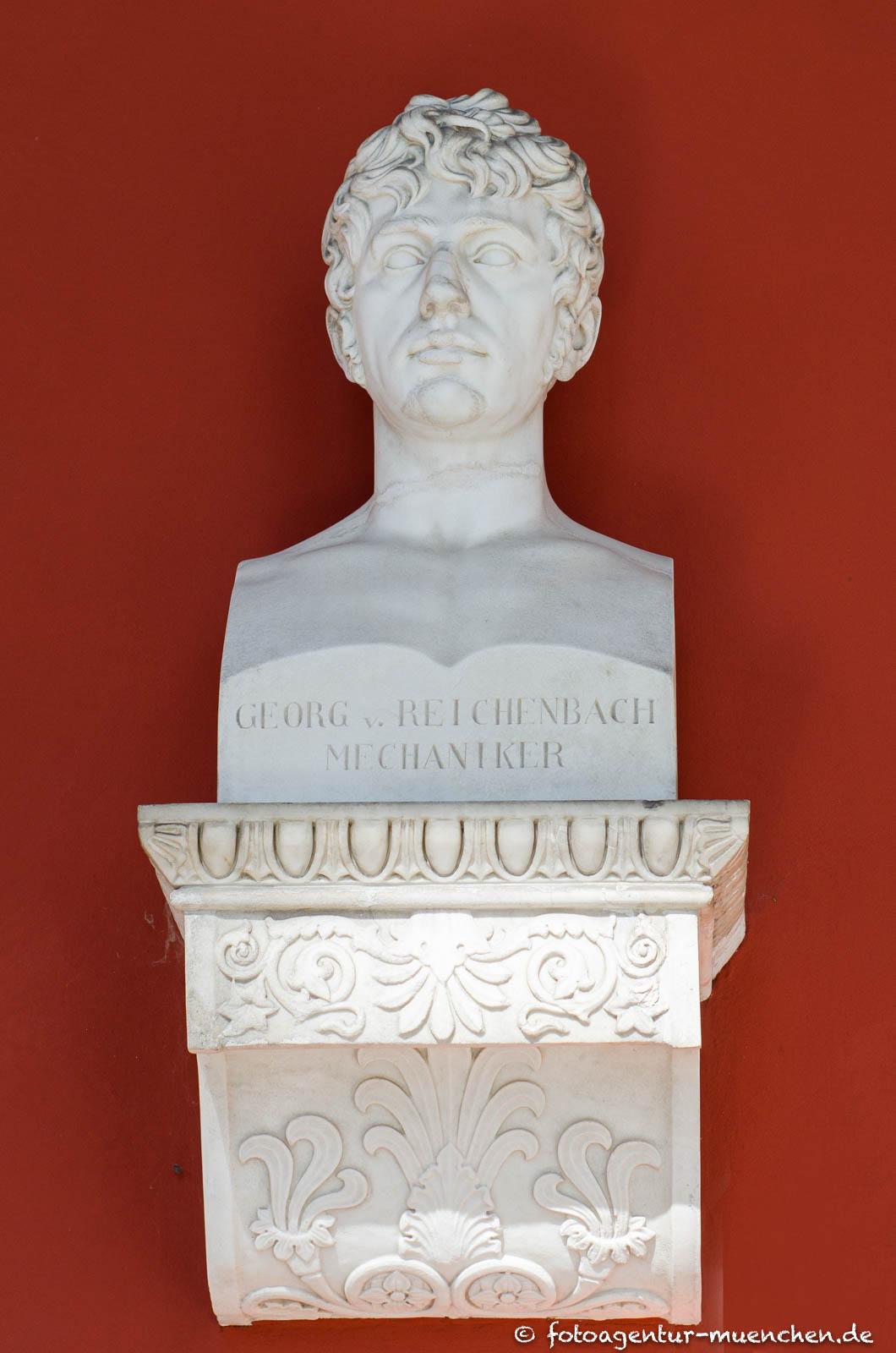 Ruhmeshalle - Georg von Reichenbach