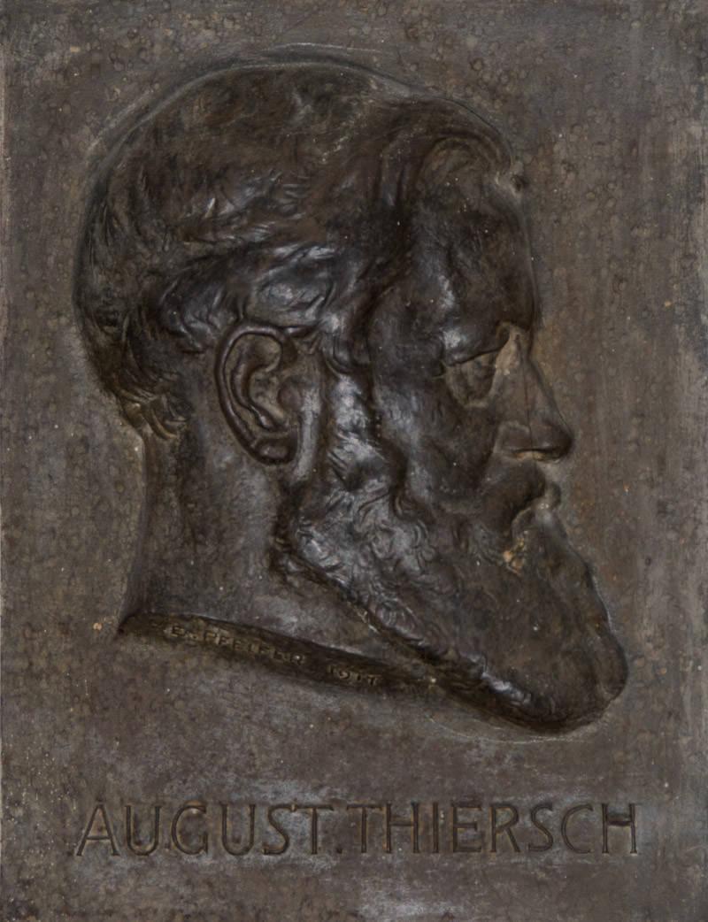 Gedenktafel - August Thiersch