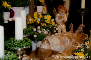 Gerhard Willhalm - Heiliges Grab in der Bürgersaalkirche