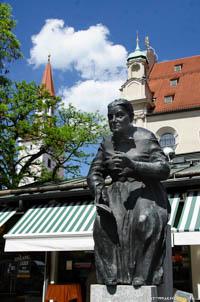 Rückel Anton  - Elise-Aulinger-Brunnen