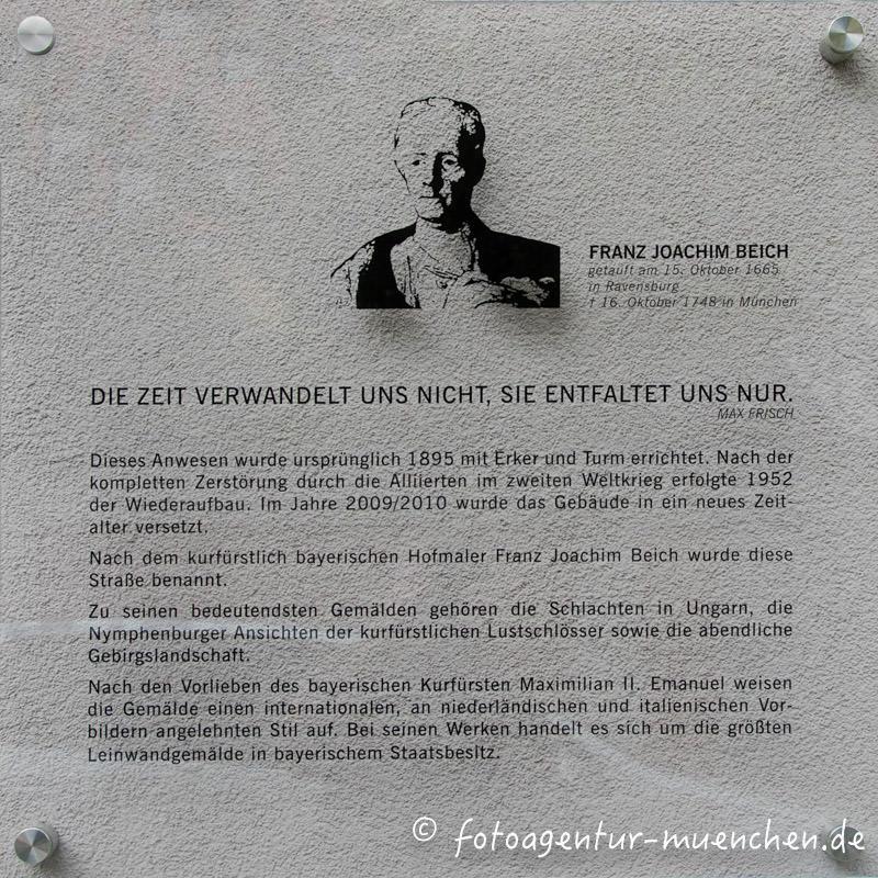Beich Franz Joachim
