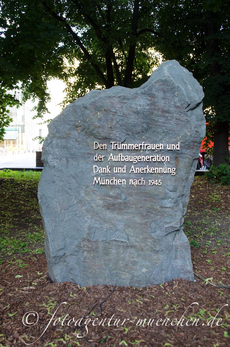 Denkmal für die Trümmerfrauen
