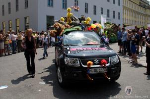 Gerhard Willhalm - Christopher Street Day 2013