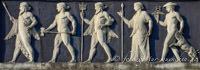 Gerhard Willhalm - Relief an der Villas Stuck