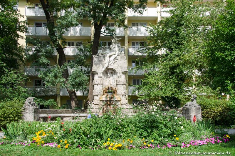 Diana-Brunnen