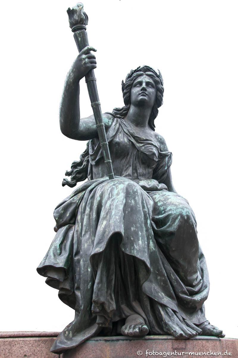 Maxmonument, Max II. Denkmal