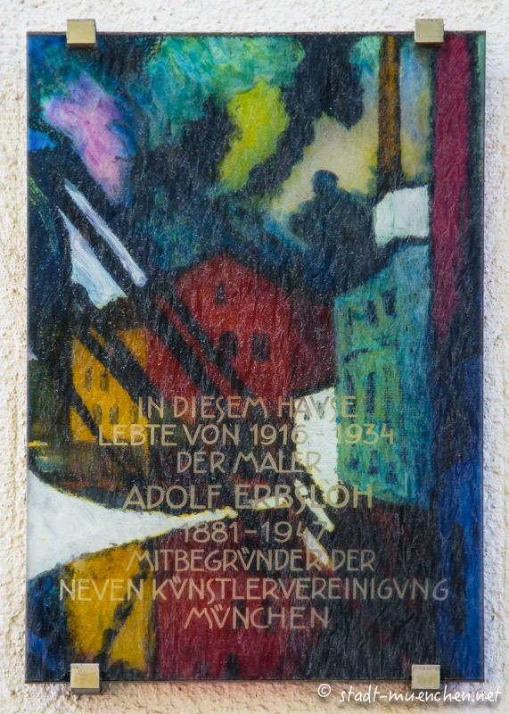 Neue Künstlervereinigung München,  N.K.V.M.