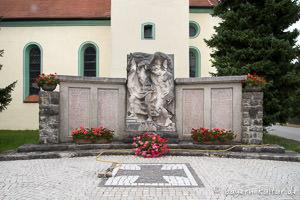Kriegerdenkmal sindelsdorf