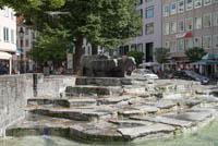 - Rindermarktbrunnen