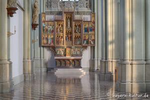 Gerhard Willhalm - Marienaltar in der Heilig-Kreuz-Kirche