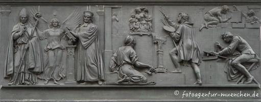 - Förderung der Religion und Künste