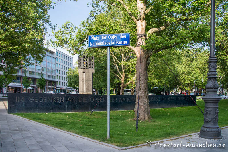 Denkmal für die Opfer der NS-Gewaltherrschaft