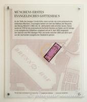 - Münchens erstes evangelisches Gotteshaus