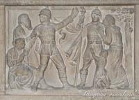 Gerhard Willhalm - Kriegerdenkmal - St. Ursula