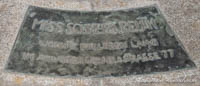 - Bally-Prell-Brunnen - Inschrift