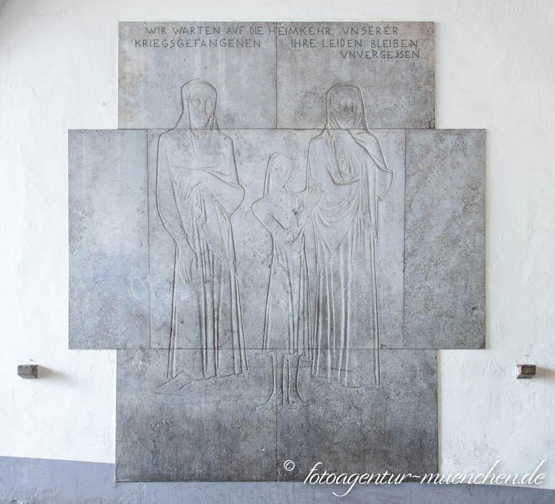 Denkmal für die noch nicht heimgekehrten Kriegsgefangenen