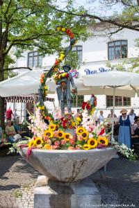 - Karl-Valentin-Brunnen