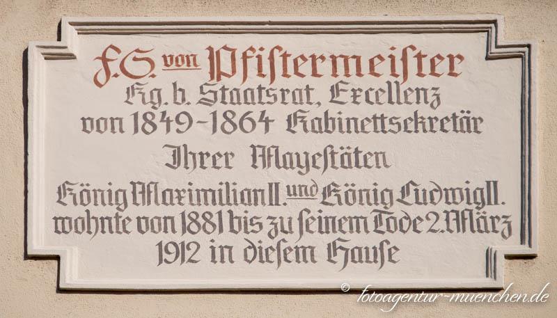 Franz Seraph von Pfistermeister