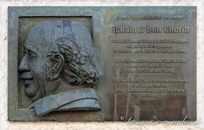 Ben-Chorin Schalom