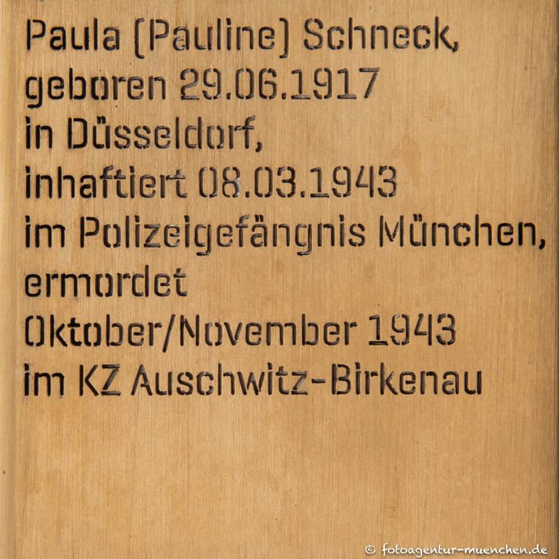 Paula Schneck