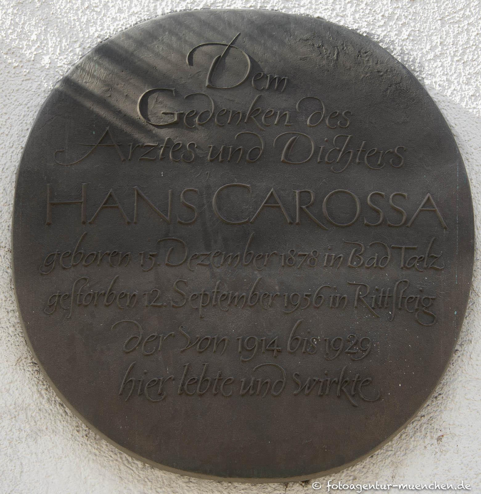 Hans Carossa