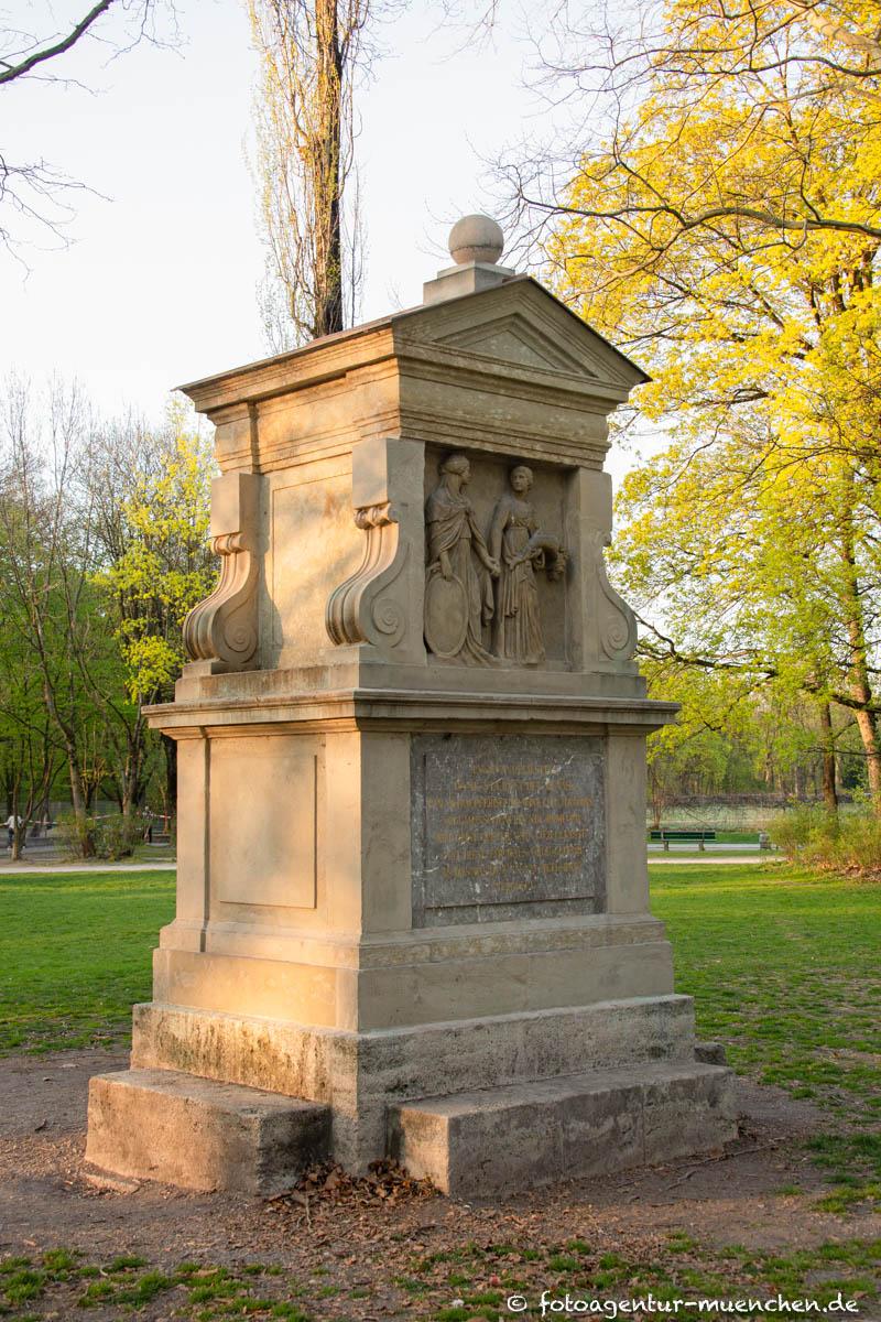 Rumford-Denkmal