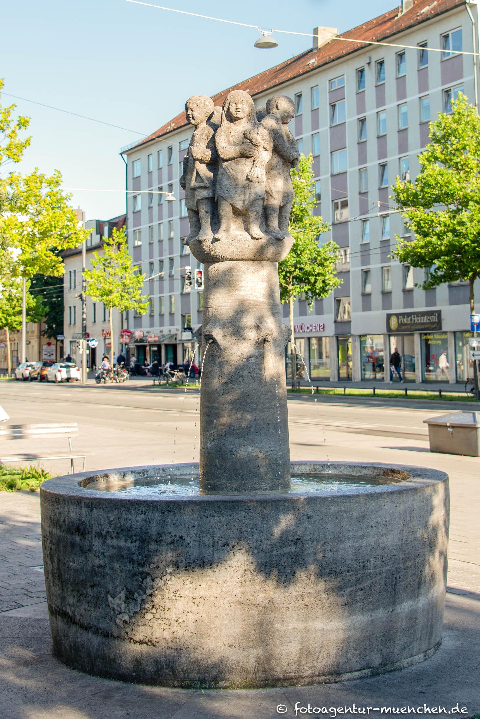 Hochzeitsbrunnen