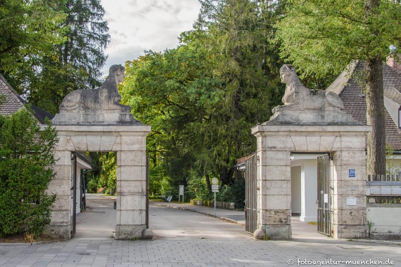 Waldfriedhof - Alter Teil