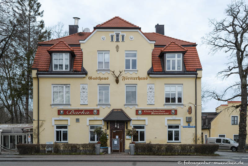 title=Gasthaus Försterhaus - Fasangartenstraße  -